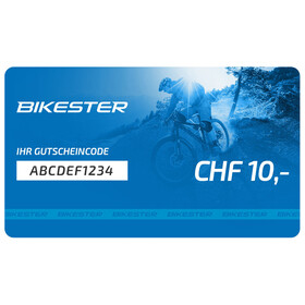 Bikester Geschenkgutschein CHF 10